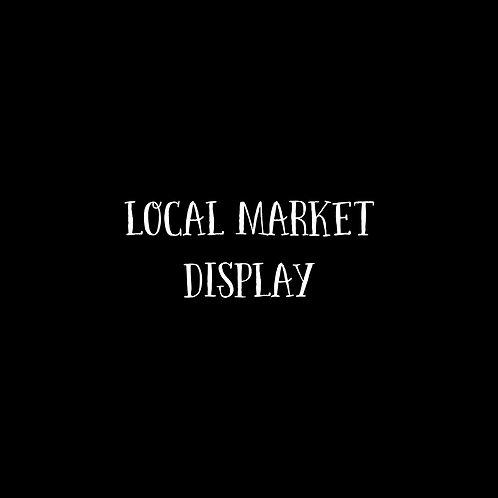 Local Market Display Font - 1 User