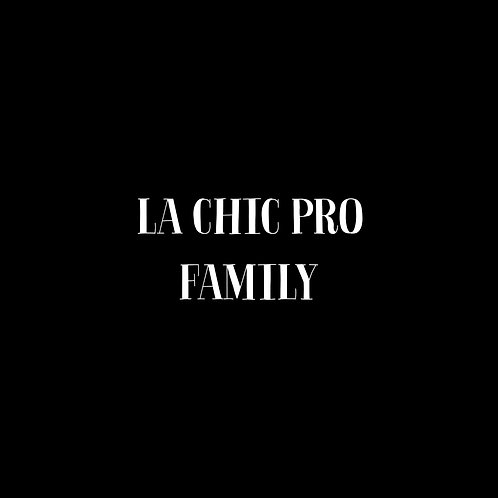 La Chic Pro Font Family - 1 User