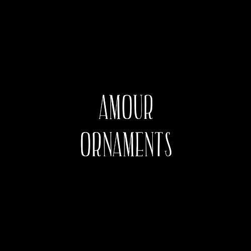 Amour Ornaments Font & Vector Art - 1 User