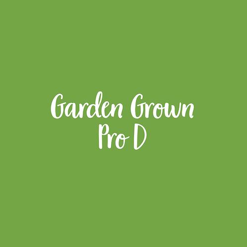 GARDEN GROWN | PRO D FONT
