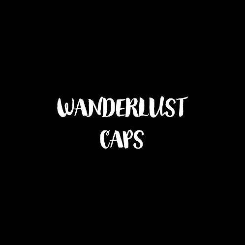 Wanderlust Caps Font - 1 User
