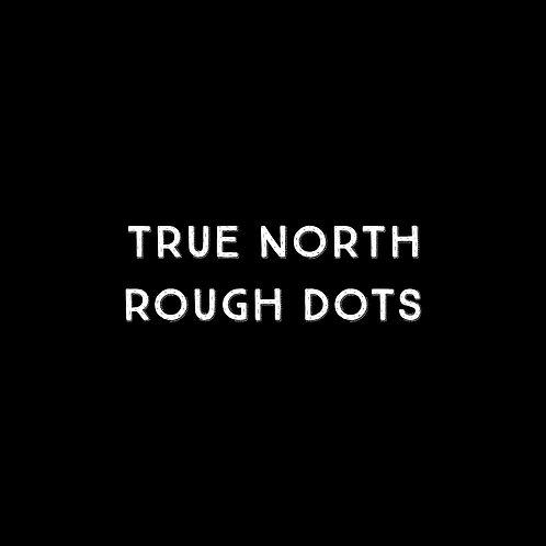 True North Rough Dots Font - 1 User