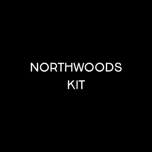Northwoods Font Kit - 1 User