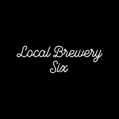 LOCAL BREWERY | SIX FONT
