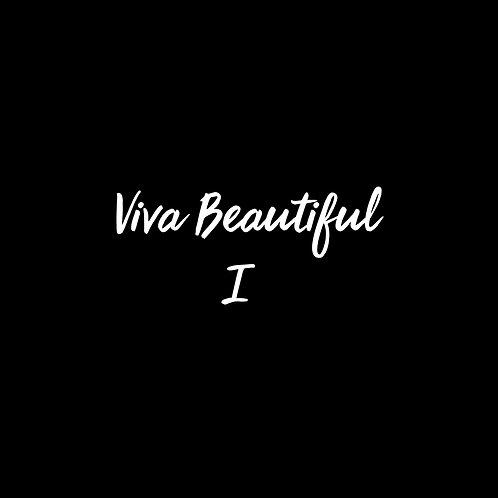 Viva Beautiful I Font - 1 User