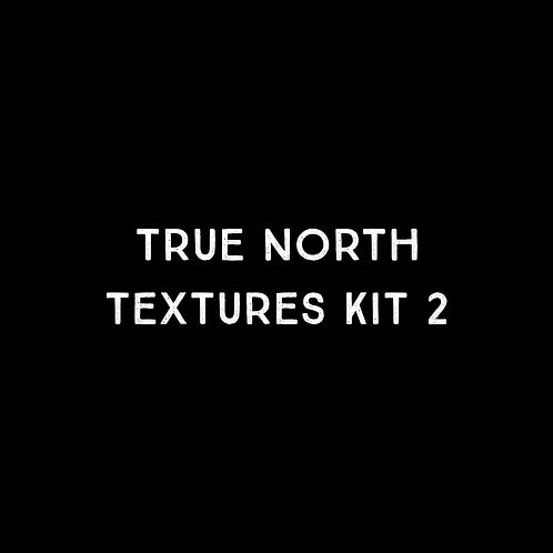 True North Textures Two Font Kit - 1 User