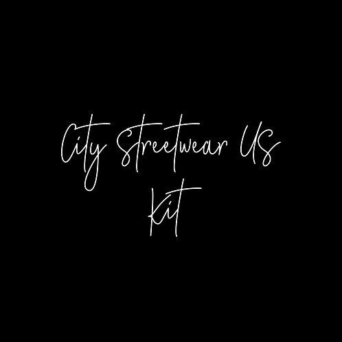 City Streetwear US Font Kit - 1 User