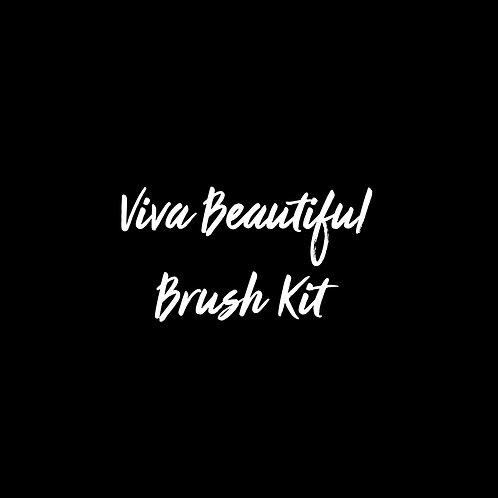 Viva Beautiful Brush Font Kit - 1 User