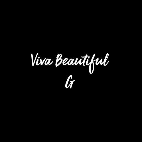 Viva Beautiful G Font - 1 User