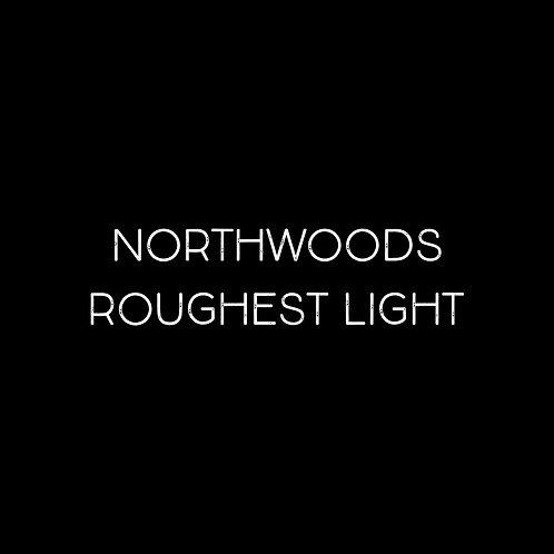 Northwoods Roughest Light Font - 1 User