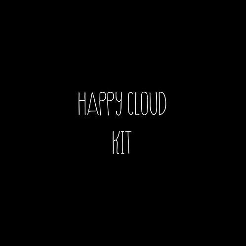 Happy Cloud Font Kit - 1 User