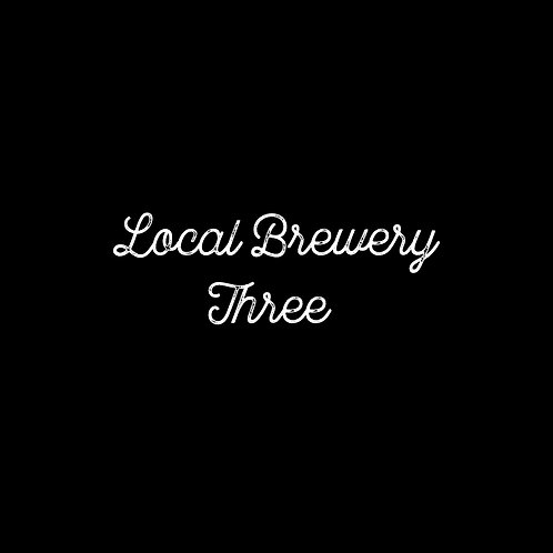 Local Brewery Three Font - 1 User