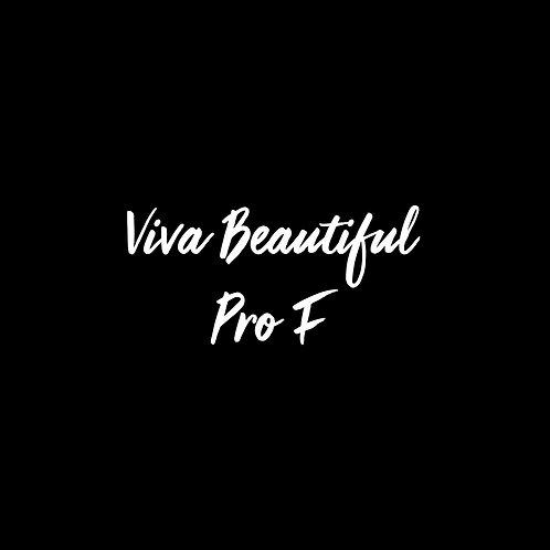 Viva Beautiful Pro F Font - 1 User