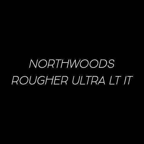 Northwoods Rougher Ultra Light Italic Font - 1 User