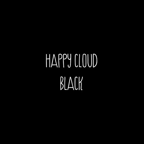 Happy Cloud Black Font - 1 User
