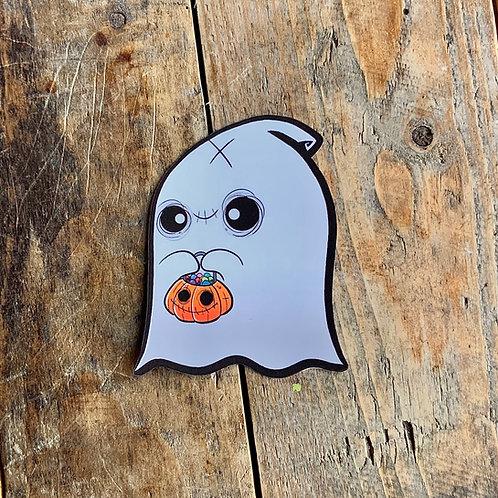 Spook Vinyl Sticker