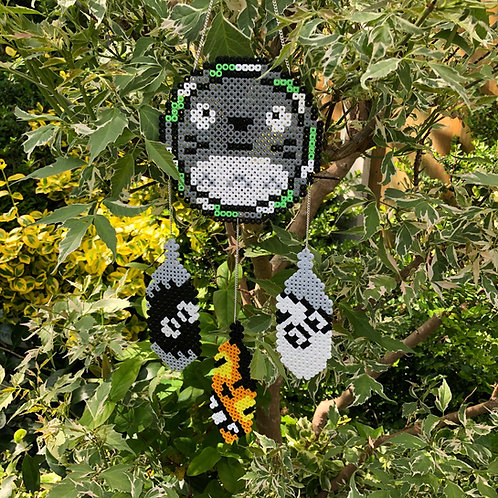 ARTCRAFT - Totoro Dream Catcher