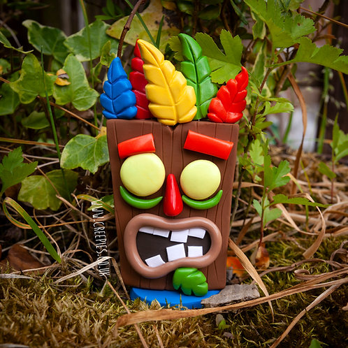 Creepy Commission - Aku Aku