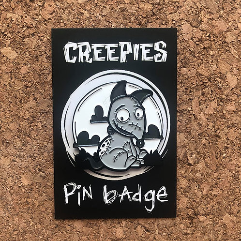 Frankenweenie Soft Enamel Pin Badge