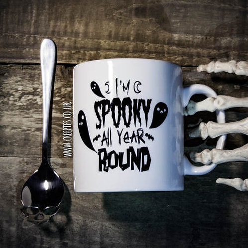 Spooky All Year Mug