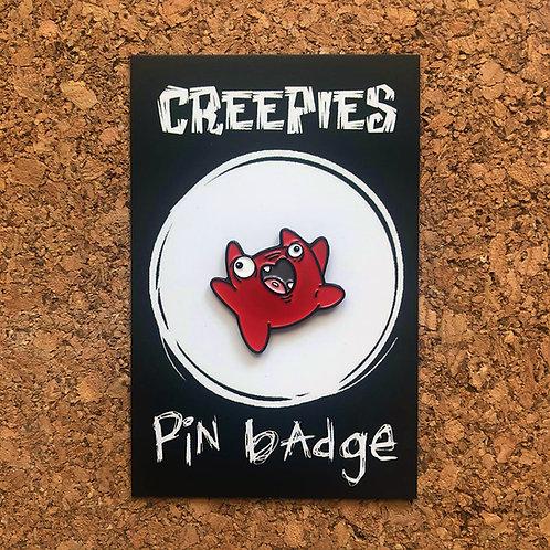 Devil Soft Enamel Pin Badge