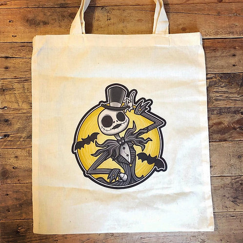 Pumpkin King Tote Bag