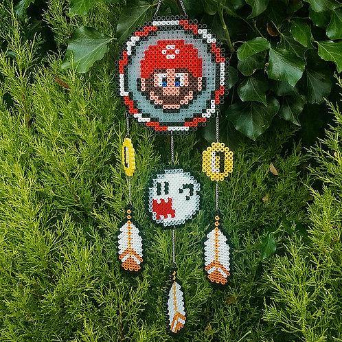 ART CRAFT - Mario Dream Catcher