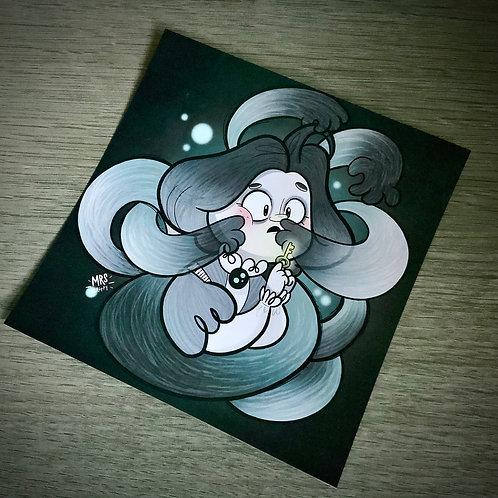 The Key 🗝 Art Print