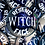 Thumbnail: RESTING WITCH FACE Pocket Mirror