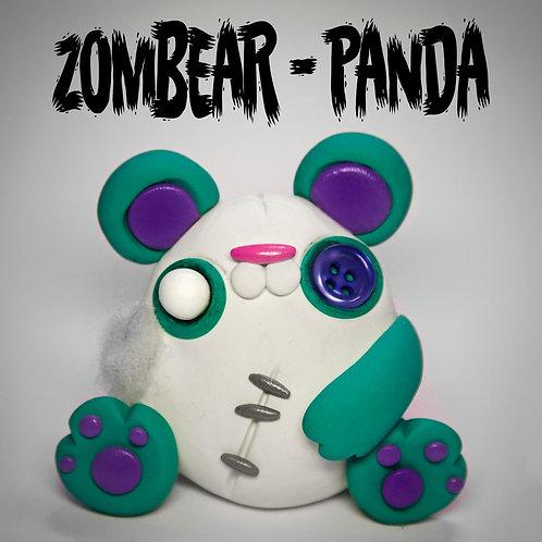 Zombear Panda
