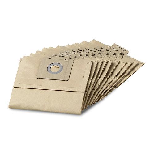 ケルヒャー ペーパーフィルターバッグ 10枚 送料無料 KARCHER 業務用