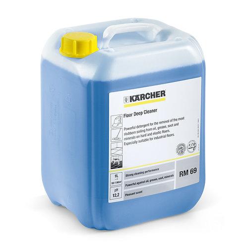ケルヒャー 送料無料 洗剤RM 69 ASF 10L 6.296-049.0