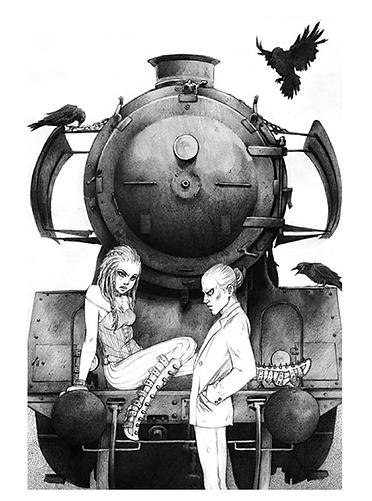 Jugendbuch-Illustration_Bleistift_von_Ma