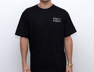 Camiseta Brasil Boards Classic