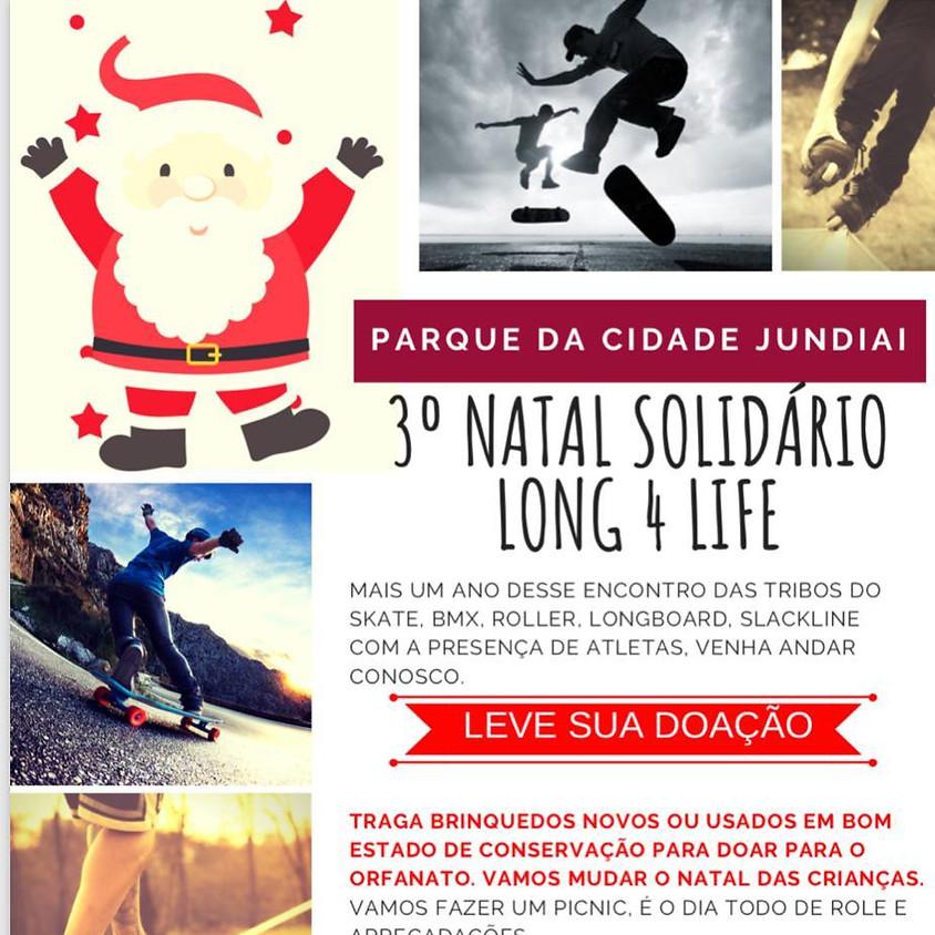 3º Natal Solidário Long4 Life