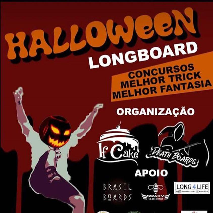 Halloween - Longboard