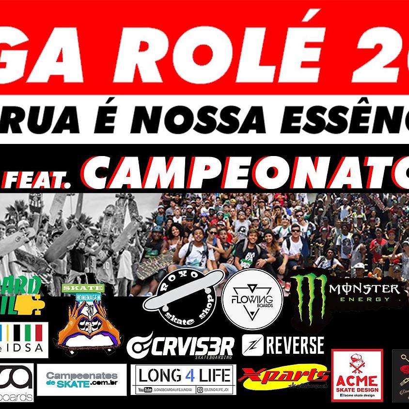 MEGA ROLÉ ft. Campeonato - A Rua é nossa essência
