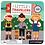 Thumbnail: Magnetic Play Set Little Travellers - Grumpy Kid