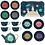 Thumbnail: Space Explorer Tea Set - Grumpy Kid