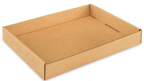 15 x 10 3/4 x 2 1/2 Box Tray