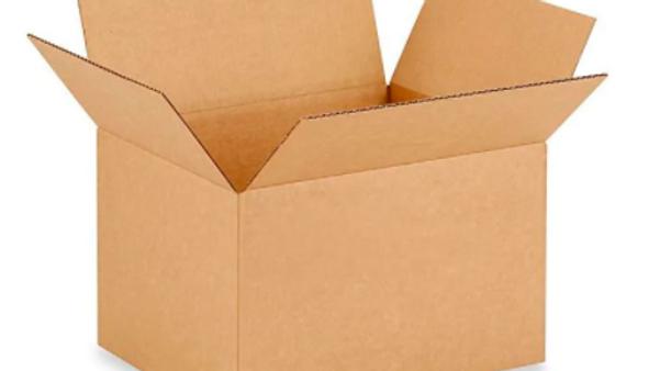 11 x 10 1/2 x 5 1/4 Shipping Box