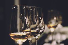 Domaine bertagna Chardonnay Glass