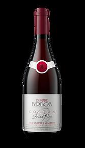 Corton Grand Cru Domaine Bertagna Red Wine Vin Rouge Pinot Noir Burgundy Bourgogne