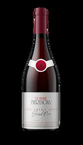 Clos Saint Denis Grand Cru Domaine Bertagna Red Wine Vin Rouge Pinot Noir Burgundy Bourgogne