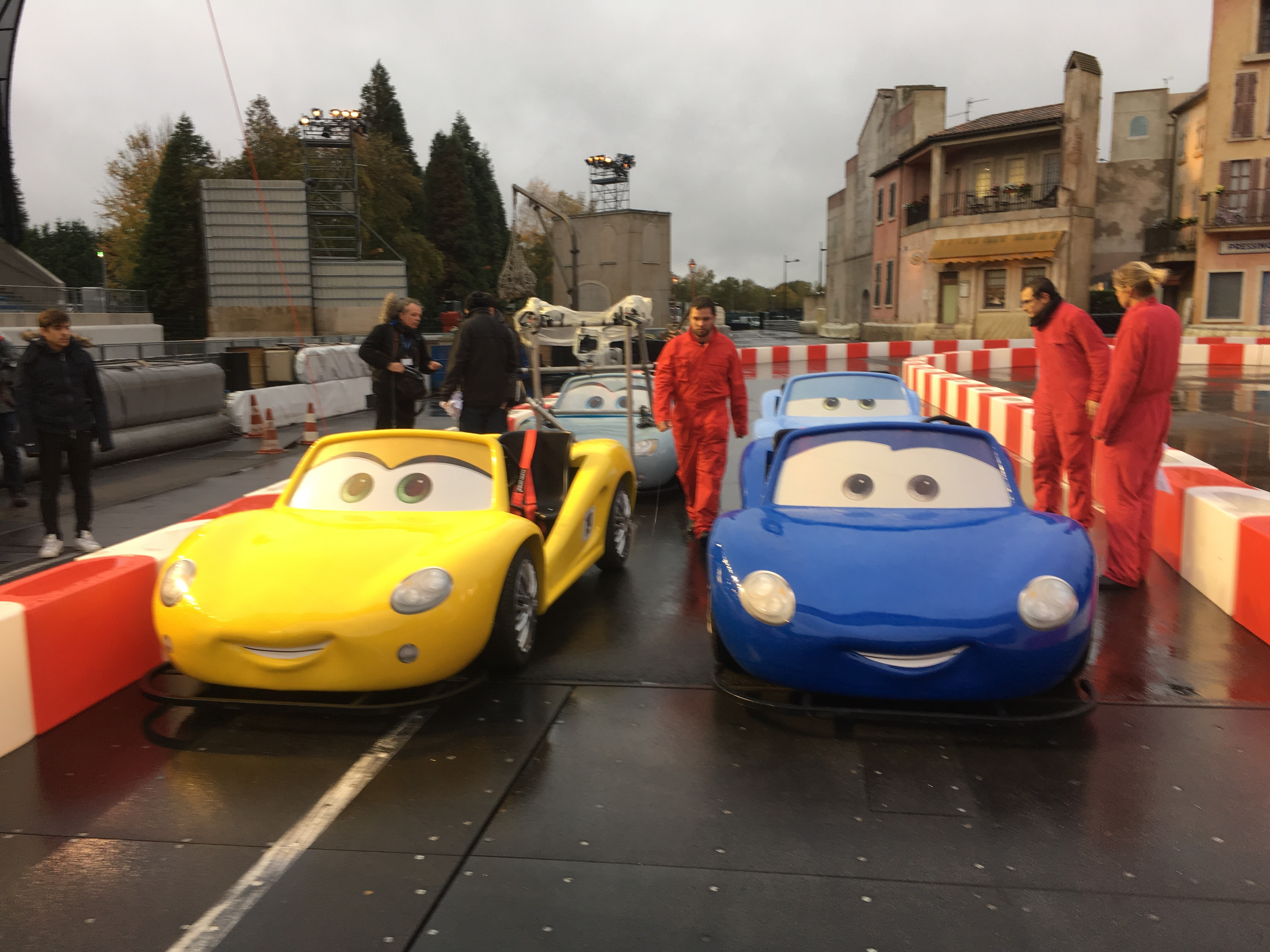 AFTER - THE WALT DISNEY COMPANY - CARS 3