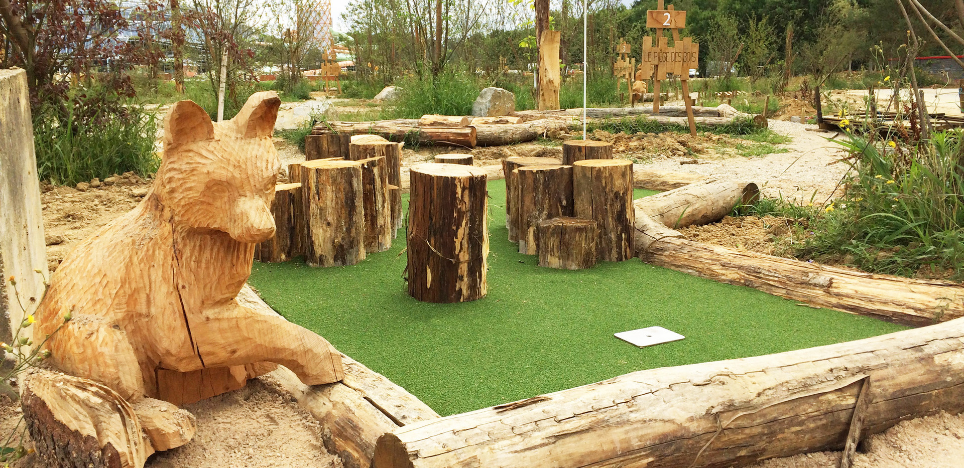 Minigolf Village Nature