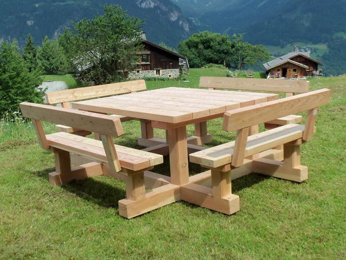 Mobilier en bois 1.2