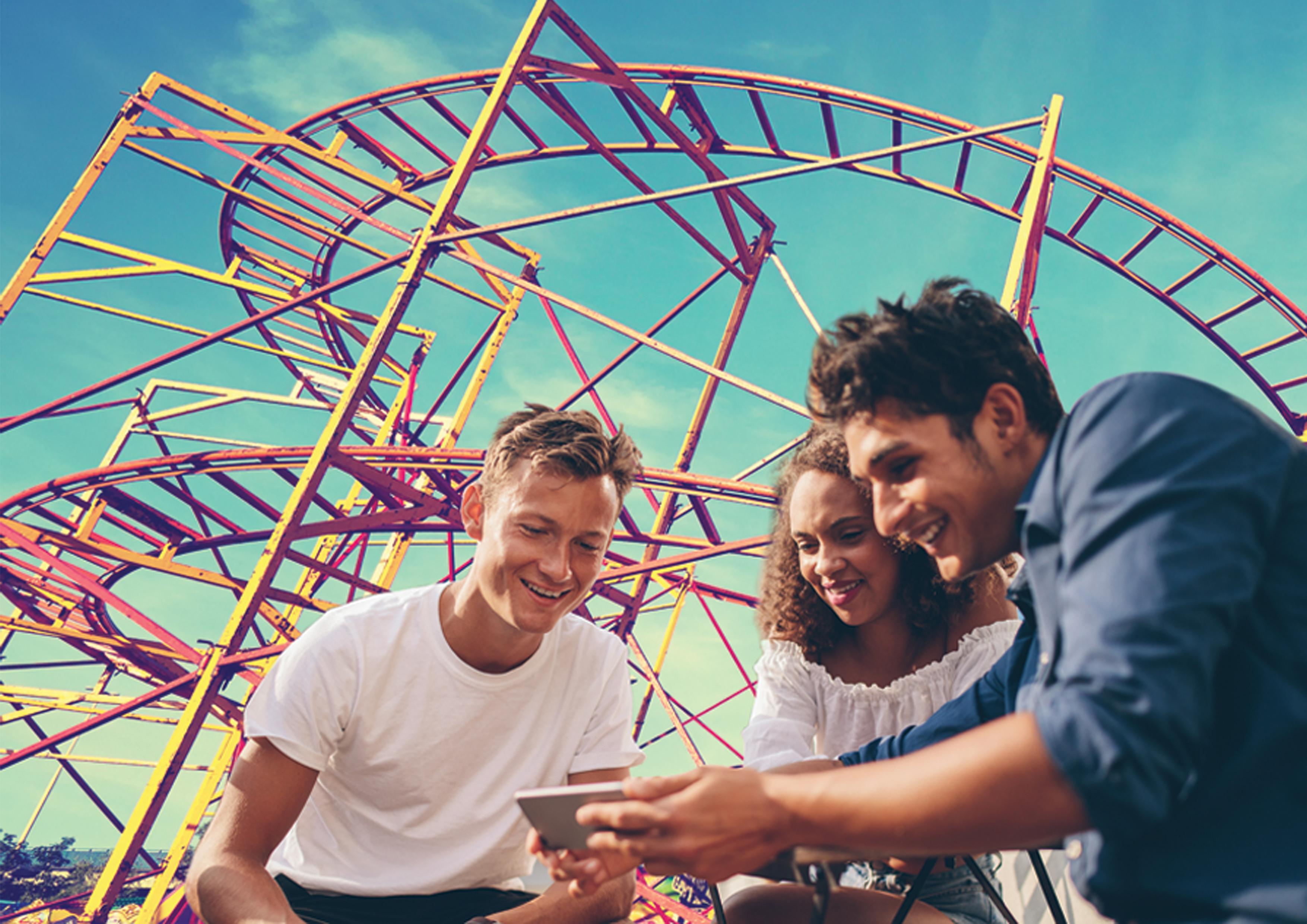 Explorgames Rollercoaster