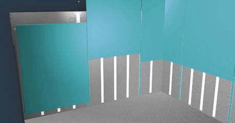 Panels installation
