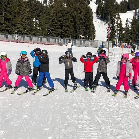 Ski Field Trip 2020